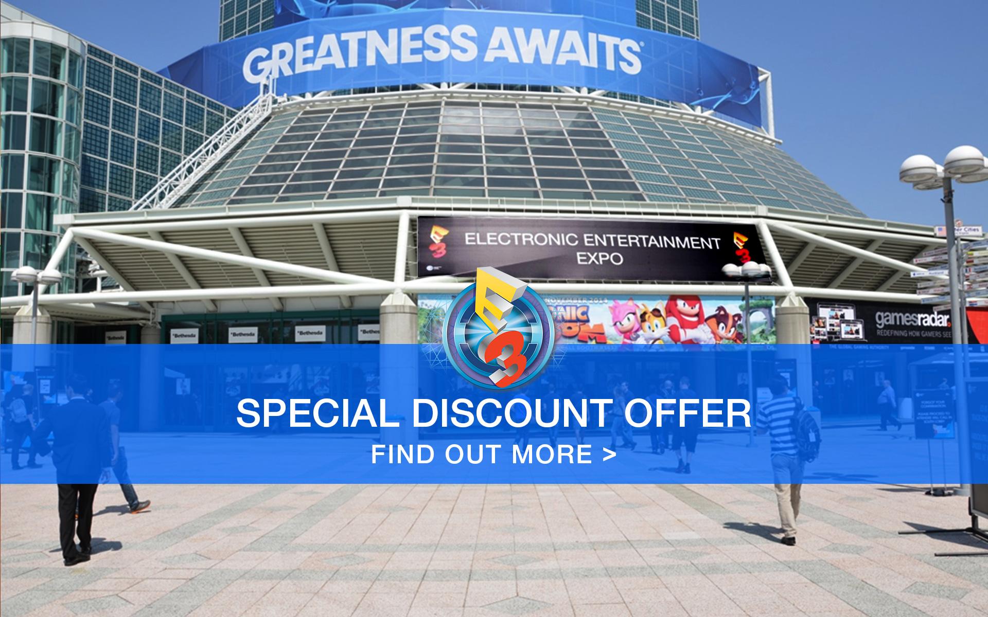 E3 Promotion