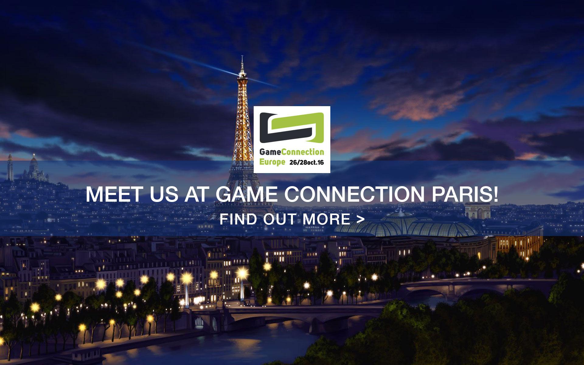 Game Connection Paris
